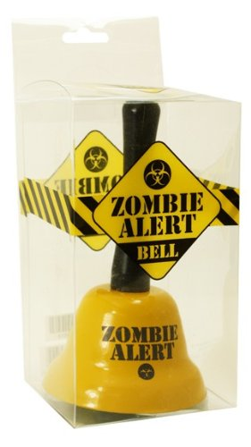 Zombie alert bell for white elephant exchange