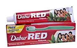 DaburRed Tooth Paste - 300 g (Pack of 2)