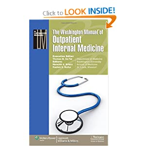 The Washington Manual of Outpatient Internal Medicine PDF