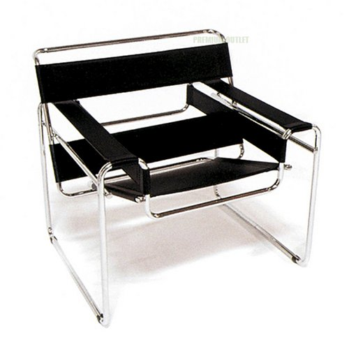 Superieur Wassily Chair Model B3 Bauhaus By Marcel Reviews.