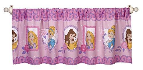 Disney Princess Window Valance - 1