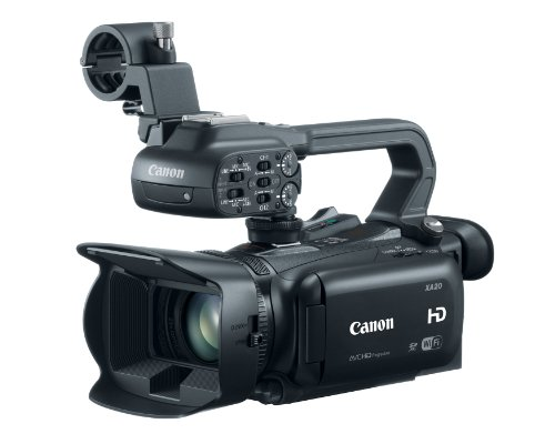 Canon+XA20+Professional+Camcorder