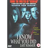 I Know What You Did Last Summer [DVD] [1997]by Jennifer Love Hewitt