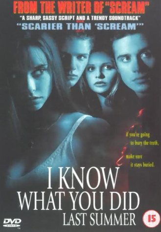 I Know What You Did Last Summer [DVD] [1997]