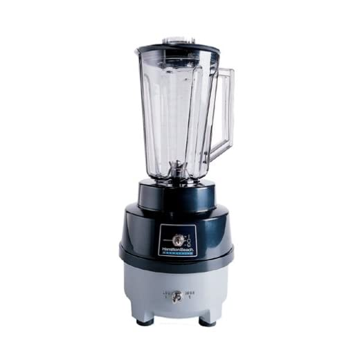 Amazon.com: Hamilton Beach Commercial 918 Bar Blender, Gray: Countertop Blenders: Kitchen & Dining