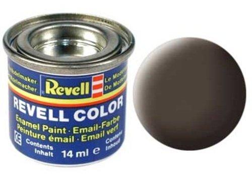 32184-Revell-lederbraun-matt-RAL-8027-14ml-Dose