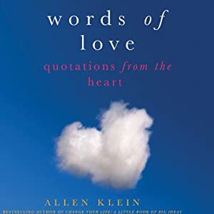 Words of Love: Quotations from the Heart | [Allen Klein]