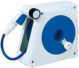 タカギ(takagi) オーロラ NANO コンパクト収納 散水ホースリール 10m RM110FJ【2年間の安心保証】