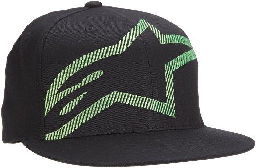 ALPINESTARS Men's Groove Custom 210 Hat, Black, Large/X-Large