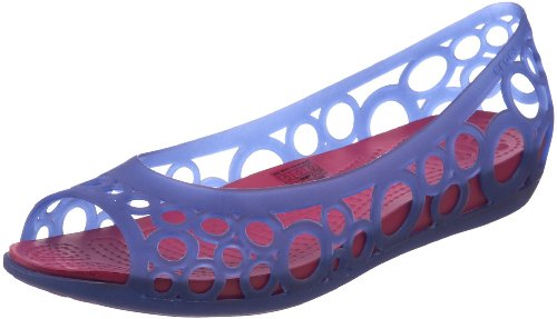 Crocs Women's Adrina Flat Open Toe Flats