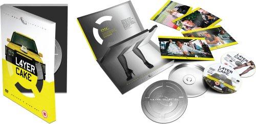 [限定版]Layer Cake : The Reel Collection レイヤーケーキ 特殊缶パッケージ&コレクターズカード