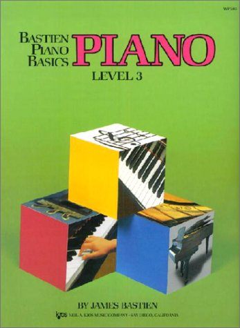 WP203 - Bastien Piano Basics: Piano Level 3