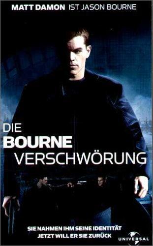 Die Bourne Verschwörung [VHS]