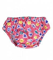 Swimsuit Diapers Machine Washable - Large - Pink