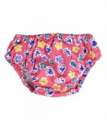 Swimsuit Diapers Machine Washable - Small - Pink