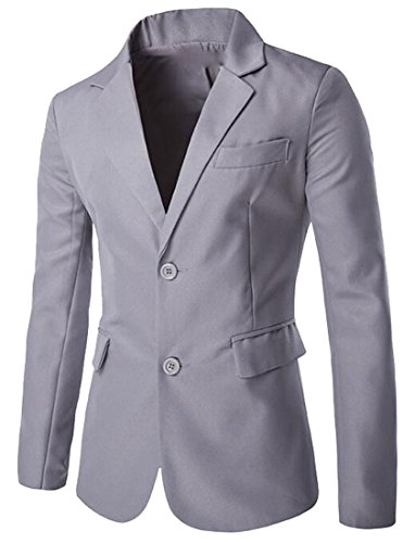 Vska-Mens-Casual-Business-Suit-Slim-Fit-Two-Button-Blazer-Jacket
