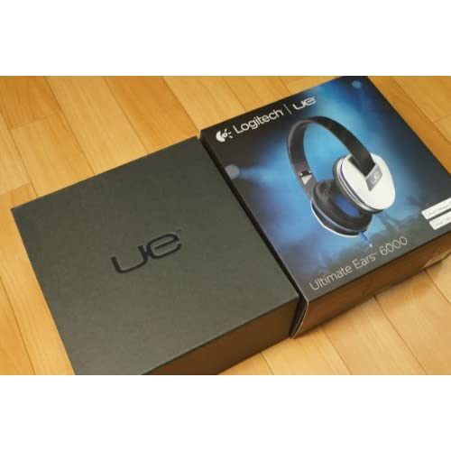 Ultimate Ears UE600 Whiteの写真03。おしゃれなヘッドホンをおすすめ-HEADMAN(ヘッドマン)-