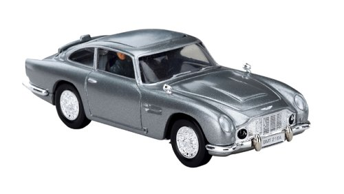 James Bond Aston Martin DB5 Thunderball  &  Figures
