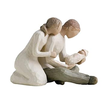 #!Cheap Willow Tree New Life Figurine, Susan Lordi 26029