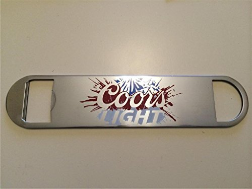 coors-light-premium-reflective-steel-bartenders-bottle-opener-by-coors-brewing-company