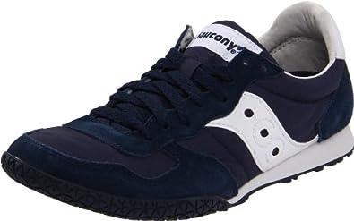 Saucony Originals Women's Bullet Sneaker,Navy/White,5 M US