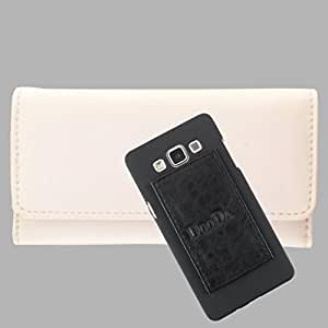 DooDa PU Leather Wallet Flip Case Cover With Card & ID Slots For Samsung Galaxy S2