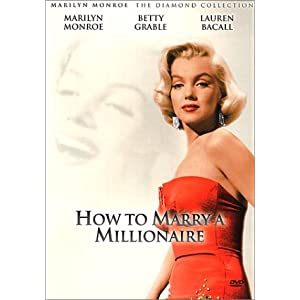 how to marry a millinionaire marilyn monroe