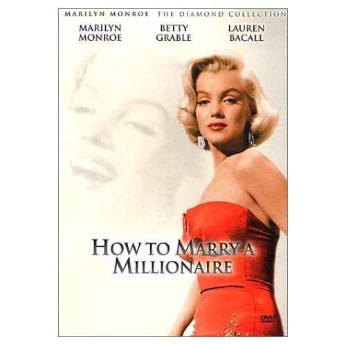 How to marry a millionaire cover