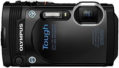 """Olympus TG-860 Appareil photo numérique étanche et tout-terrain 16 Mpix - Écran 3"""" - Zoom Optique 5x - Noir"""