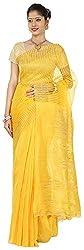 SHRI BALAJI SILK & COTTON SAREE EMPORIUM Women's Silk Saree (1(16))