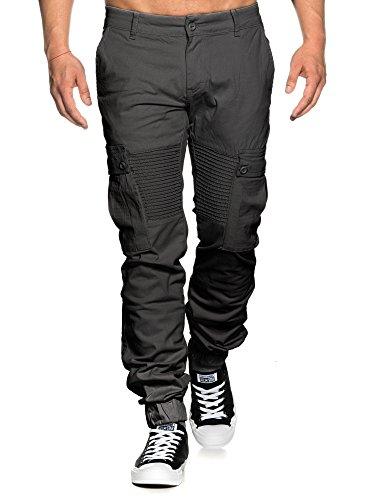 Tazzio -  Pantaloni  - Uomo Grigio Antracite