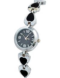 Angel Combo Of Fancy Wrist Watch And Sunglass For Women - B01FWB4DPE