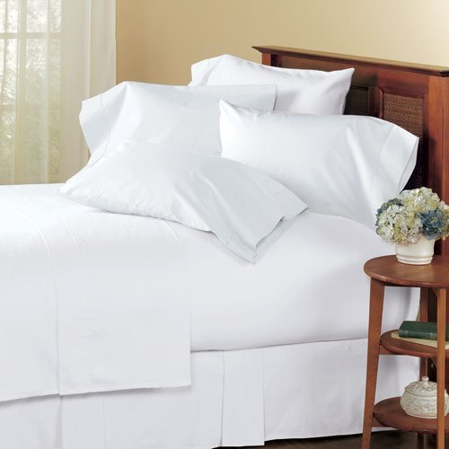 Srp Linen 400-Thread-Count Super Soft Button Closure Designer 1-Piece Luxury Duvet Cover Emperor/Wyoming King Solid White front-1051483