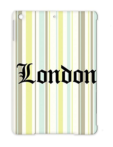 Anti-Shock Stadt Uk Londres Angleterre Flag Cities Countries London Britain Drapeau England Fahne Black For Ipad Air V003 Protective Case