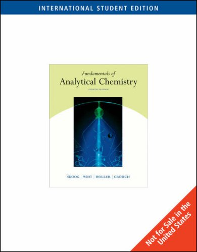 Ebook: fundamentals of analytical chemistry 9781285640686 cengage.