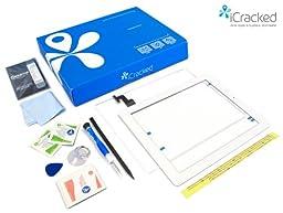 iPad 2 Premium Screen Replacement & Repair Kit - White