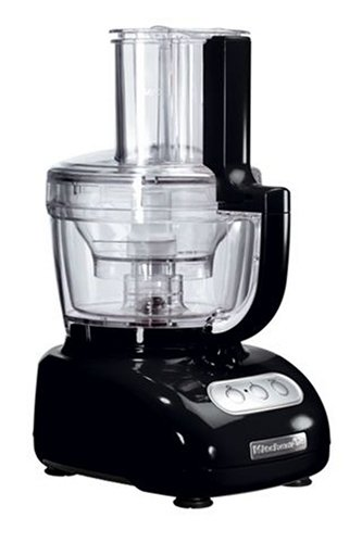 KitchenAid Artisan 5KFPM770BOB Food Processor Black