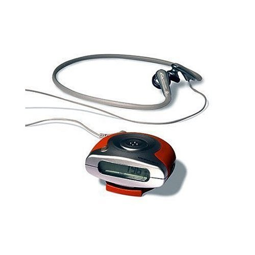 JQU0YG Highgear Fitware FM Radio Pedometer with Watch, Alarm, and Chronograph