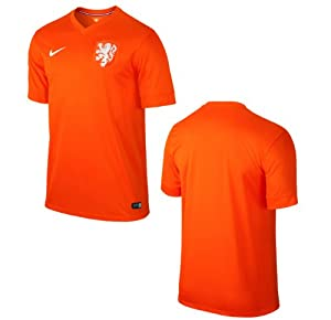 Netherlands soccer jersey World Cup 2014 by G2G Sport Chiacgo