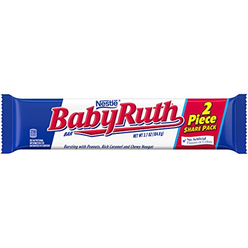 Baby Ruth Chocolate Bar, King Size, 3.7 oz (Baby Ruth Chocolate compare prices)