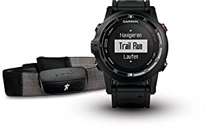 Garmin Fenix 2 Performance Bundle (Includes Heart Rate Monitor)