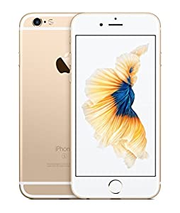 Apple iPhone 6s 64GB - Gold, Sim-Free, Unlocked