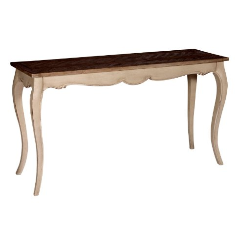 Cheap Avondale French Country Provencal Carved Wood Console Hall Table (SCH-550305)