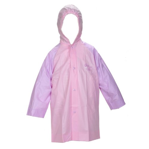 Disney Princess Girl's Purple Rain Slicker - Size Small Medium Large