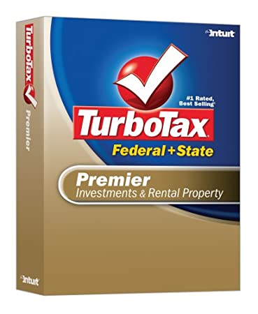 TurboTax Premier Federal + State 2007 [OLD VERSION]