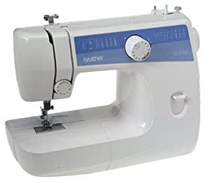Brother Ls2125 25-stitch Function Free Arm Sewing Machine by Brother International Corporation