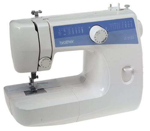Brother LS2125 25-Stitch Function Free Arm Sewing Machine