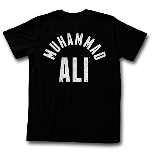 Muhammad Ali - - All Stars T-shirt da uomo nero Medium