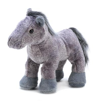 Webkinz Grey Arabian Plush - 1