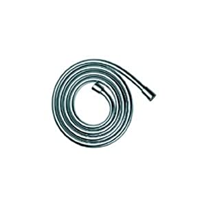 Hansgrohe 28274000 Techniflex B Hose, 80-Inch, Chrome images